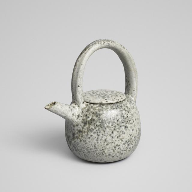 Aage and Kasper Wurtz, 'teapot', Design/Decorative Art, Glazed ceramic, Rago/Wright