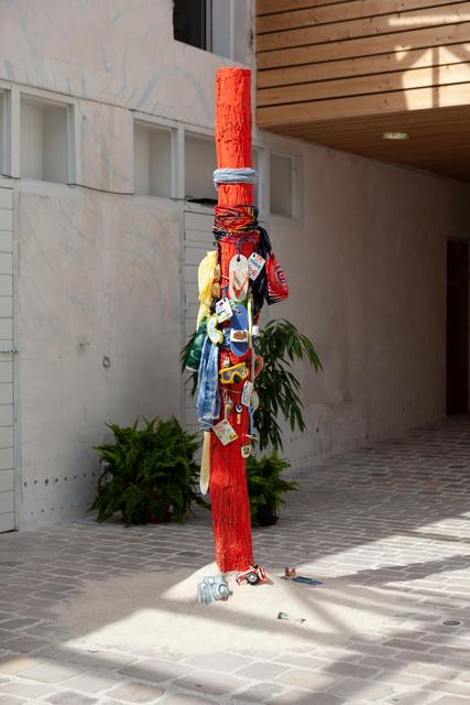 , 'Totem,' 2019, Antonine Catzéflis