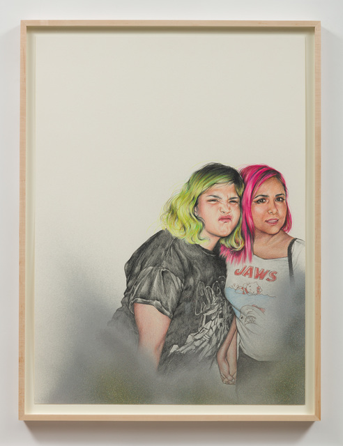 , 'Vikki and Audrey, Chicas Rockeras,' 2018, Charlie James Gallery