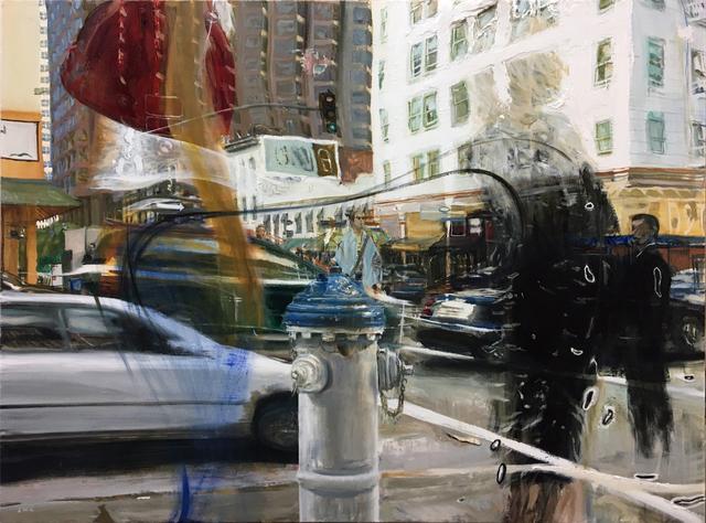 , 'Kearny and Bush ,' 2018, Studio Shop Gallery