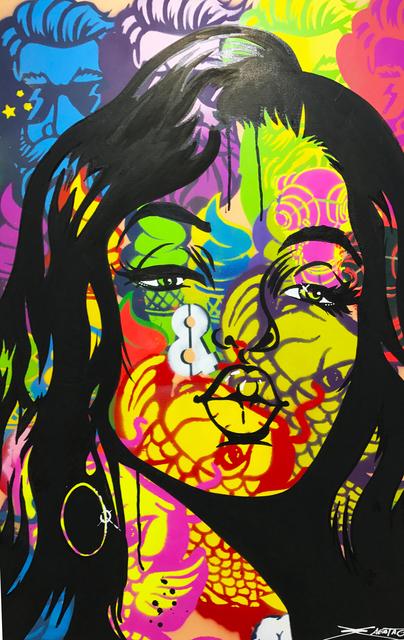 Szabotage, 'The Kiss', 2017, Art Supermarket
