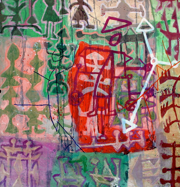 , 'Mekong 5 湄公河 五,' 2011, Galerie Dumonteil