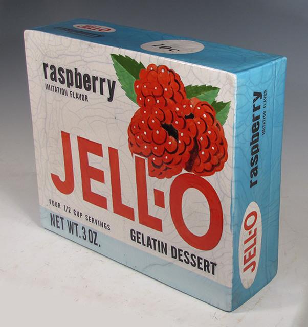 , 'Jell-O Box,' 2018, CODA Gallery