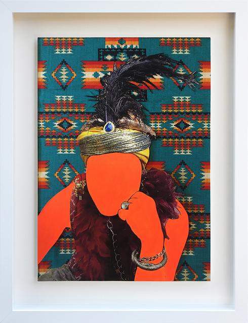 , 'Carnival, Navajo,' 2016, Candida Stevens Gallery
