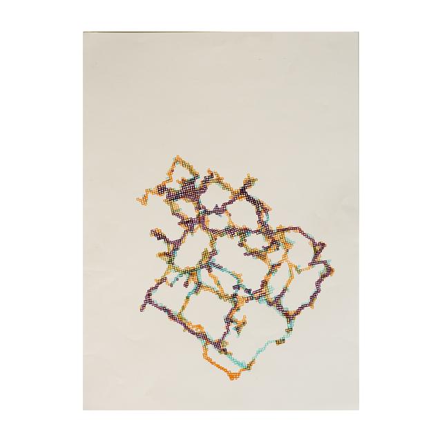 , 'moment by moment,' 2018, Jen Mauldin Gallery