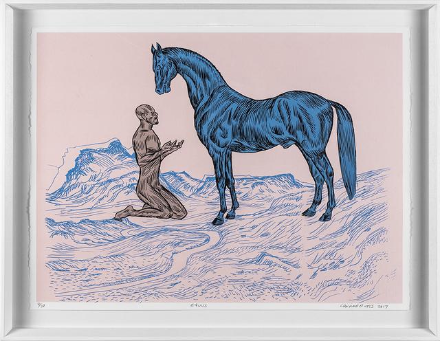 , 'Equus,' 2017, SMAC