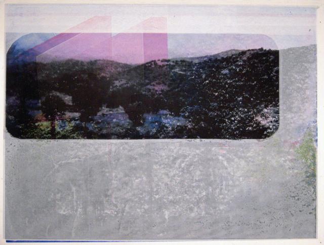 Daniele Genadry, 'Between Saida and Sur (Rearview)', 2009, In Situ - Fabienne Leclerc