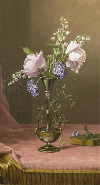 , 'Victorian Vase with Flowers of Devotion,' , Hirschl & Adler Galleries