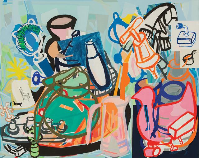 , 'Untitled,' 2011, Myrine Vlavianos Arte Contemporânea
