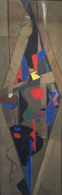 , 'Spinning Figure,' 1949, Berry Campbell Gallery