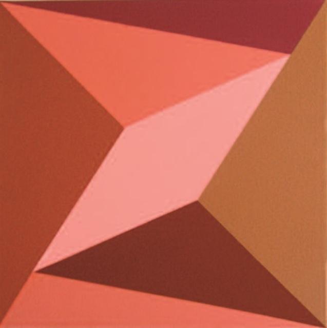 Antonio Peticov, 'Geomatrix #1', 2000-2019, Painting, Contact for Materials, Inn Gallery
