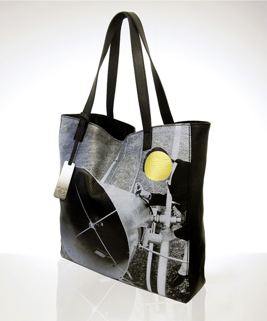 , 'Limited Edition Leather Tote Bag,' 2010, Independent Curators International (ICI)