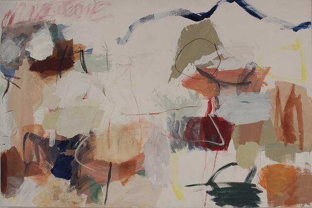 , 'Mountain Track,' 2011, Flecha