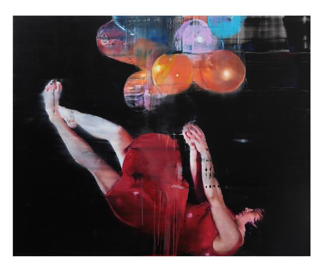 , 'Beyond The Big Horizon,' 2014, Lazarides