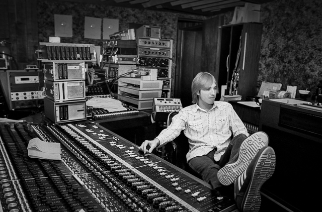 Lynn Goldsmith | Tom Petty, Recording Studio 1979 (1979) | Available for  Sale | Artsy
