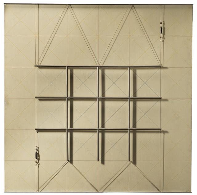 , 'Architettura,' 1975, Cortesi Gallery