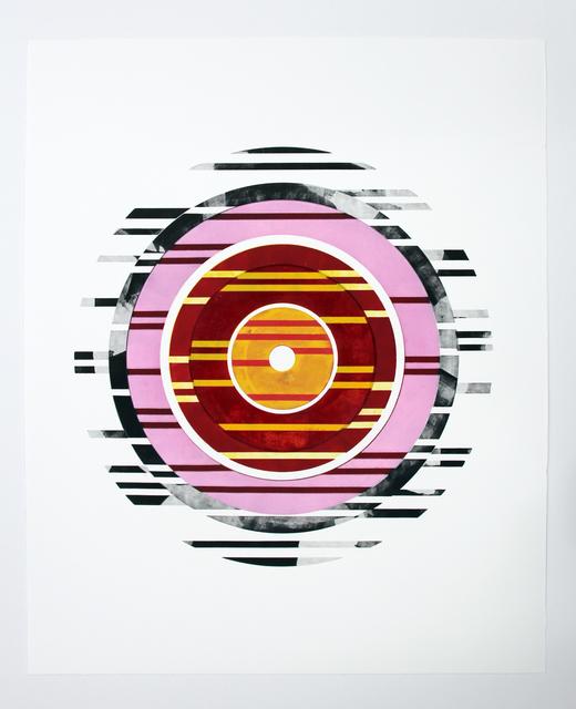 , 'Circle Print 54,' 2011, Asterisk