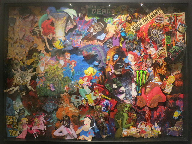 , '#3 from the Ancient Aliens series,' 2014, Deborah Colton Gallery