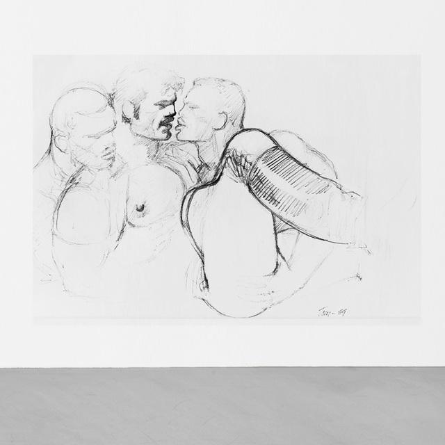 , 'Untitled,' 1989, FROZEN PALMS GALLERY