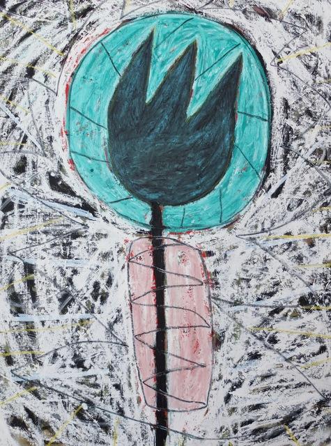 , 'Lake Worth Tulip,' 2017, Madelyn Jordon Fine Art