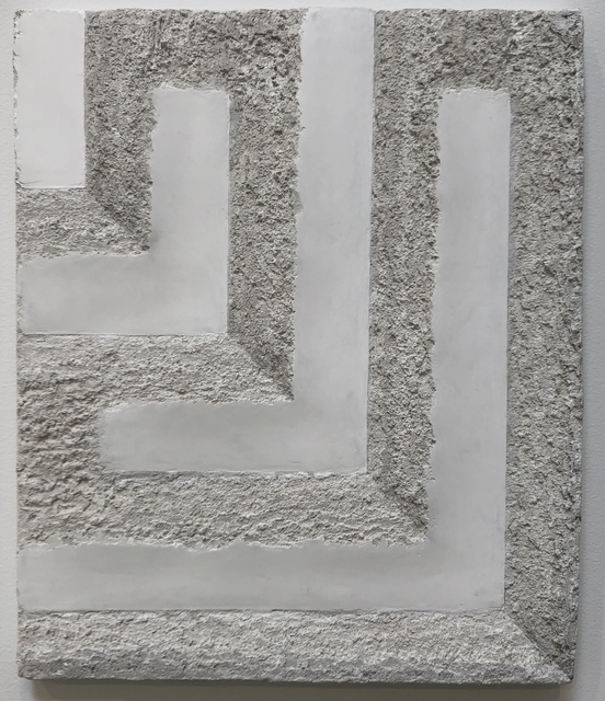 , 'Inlay,' 2019, C24 Gallery