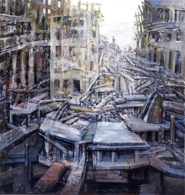 , 'Empty City,' 2014, ARTSPACE 8
