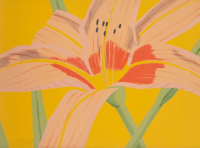 Alex Katz, 'Day Lily 2', 1969, Hagemeier