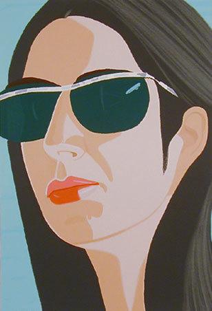 , 'Ada With Sunglasses,' 1990, Barnett Fine Art