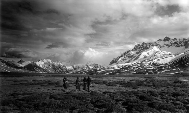 , 'Tibetan Plateau ,' 2013, 99Prints