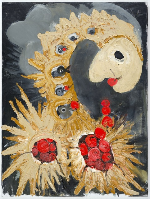 , 'Der Ernährer,' 2014, Galerie Sabine Knust