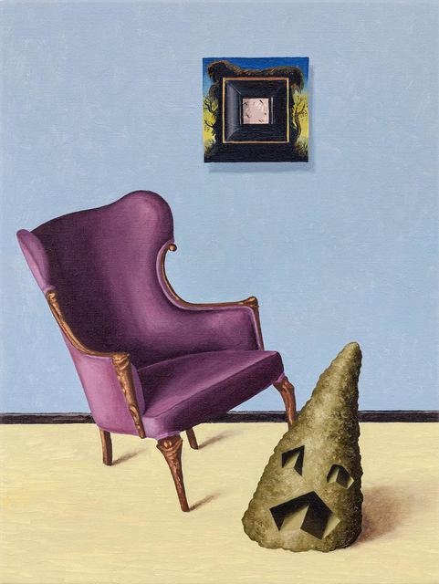 , 'Teoria da meia virada do avesso,' 2017, Casa Triângulo