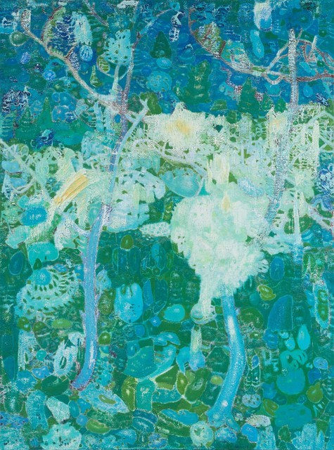 , '林泉Forest and Spring,,' 2017, Aye Gallery