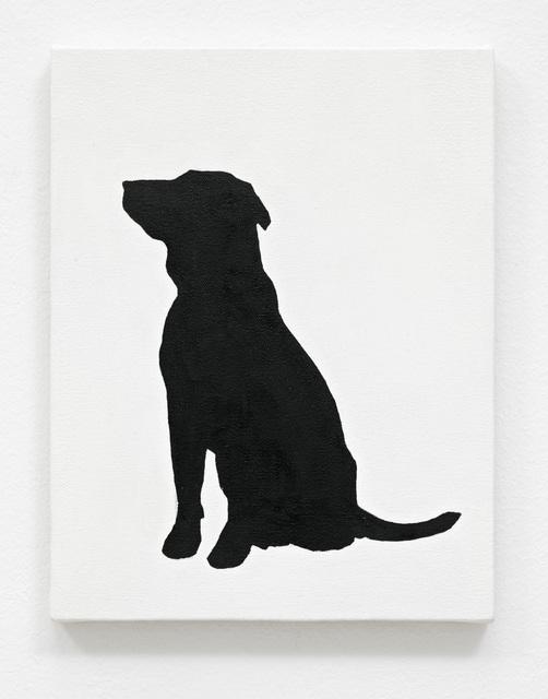 , 'MPDH: Dog (Black/White),' 2014, Frankfurt Am Main