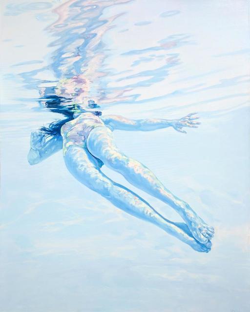 , 'Azure,' 2018, Bau-Xi Gallery