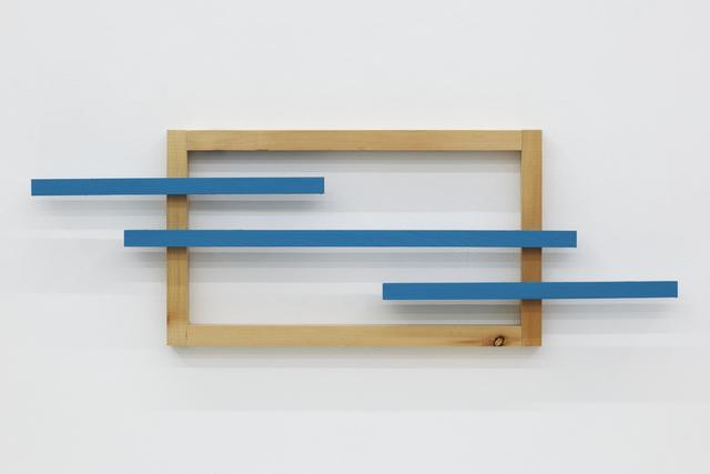 Kishio Suga 菅木志雄, '三界 Tripled Spaces', 2014, Tomio Koyama Gallery