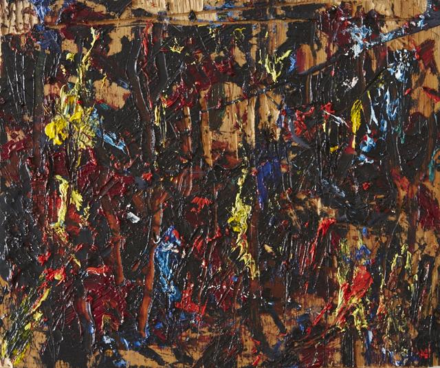 , 'Arterial Structure,' 2014, Matthew Rachman Gallery