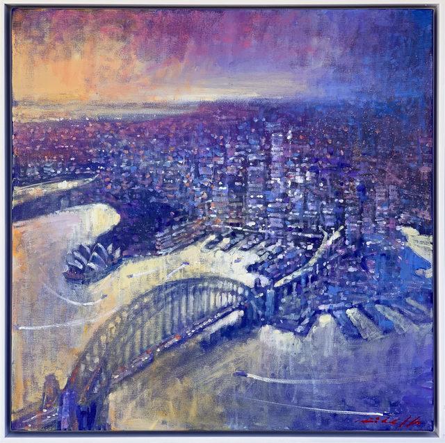 David Hinchliffe, 'Sydney Flight', ca. 2019, Wentworth Galleries