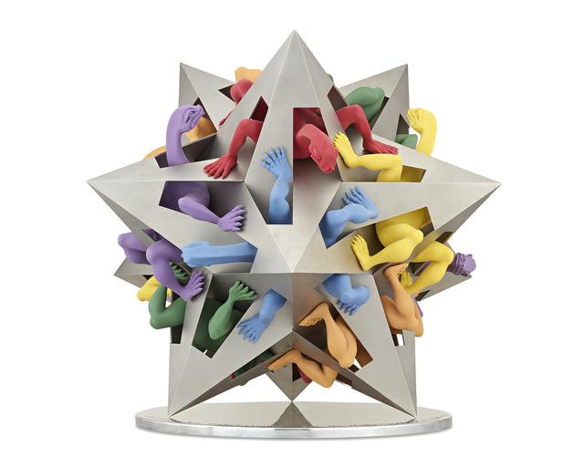 """Andreas Von Zadora-Gerlof, 'Escher-Inspired Sculpture """"Gravity""""', 2014-2015,  M.S. Rau"""