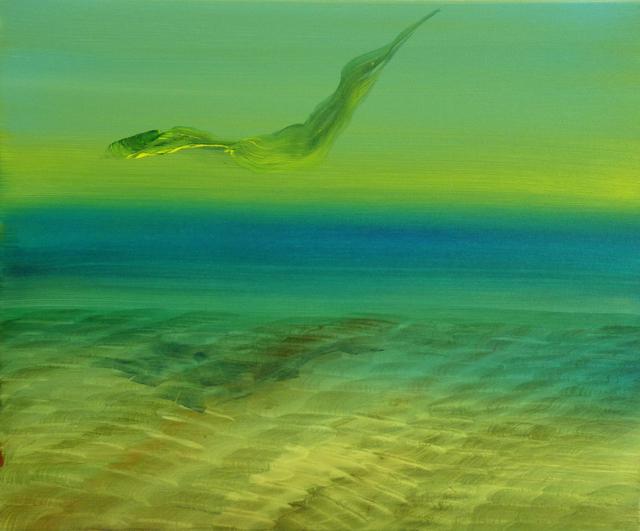 , 'Flying,' 2015, Galerie Sandhofer