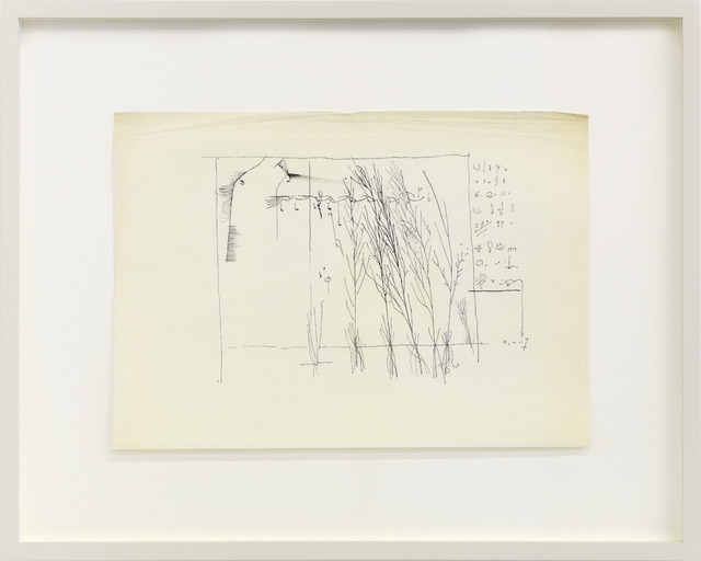 , '(ohne Titel),' 1962, KÖNIG GALERIE