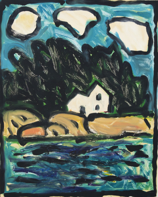 George Bartko, 'Island House 2', 1995, Imlay Gallery