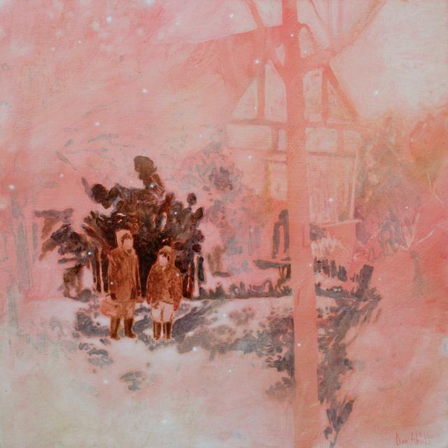 , 'Winter Fragments,' 2018, Sarah Wiseman Gallery