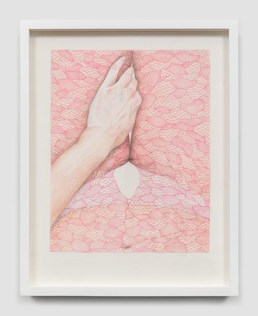 , 'Red Crotch,' 2019, Asya Geisberg Gallery