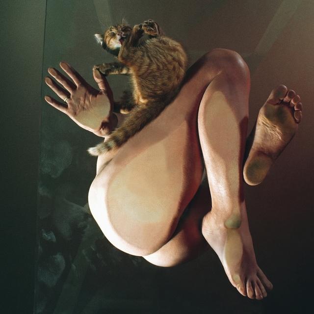 Michel Hosszu, 'MICHELLE ET LE CHAT', 1970, Poulpik Gallery
