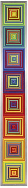 , 'Deplacement Instable K.F.1,' 1971, Museo de Arte Contemporáneo de Buenos Aires