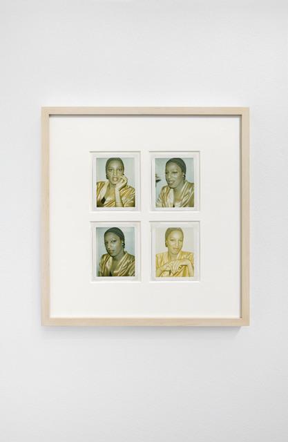 Andy Warhol, 'Wilhelmina Ross (from Ladies and Gentlemen)', 1974, Jack Shainman Gallery