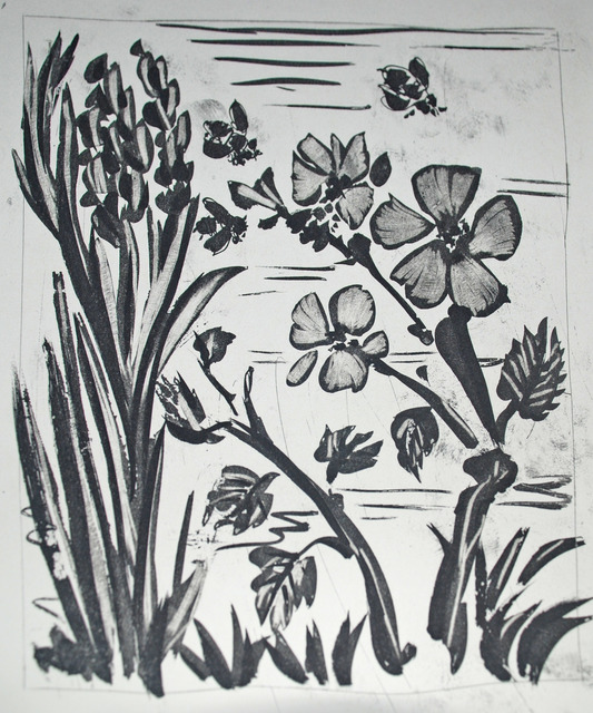 Pablo Picasso, 'L'Abeille (The Bee)', 1936, John Szoke