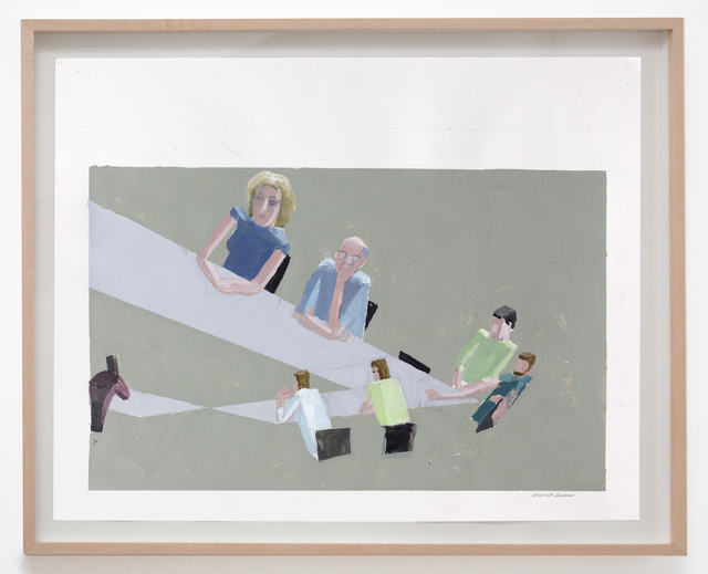 , 'Faculty Meeting with Wendy,' 2006, VARIOUS SMALL FIRES
