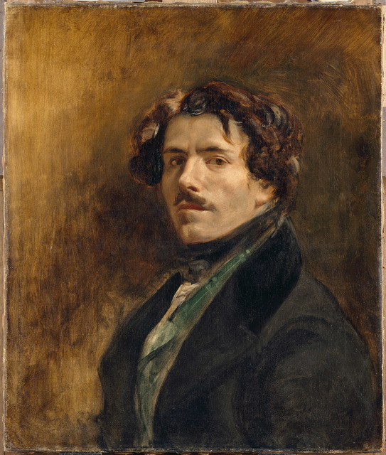 , 'Self Portrait,' 1837, The National Gallery, London