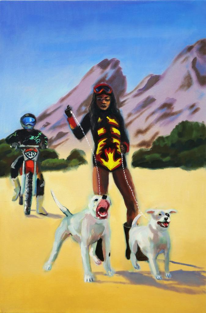 , 'Azealia Banks,' 2019, Rosenfeld Gallery